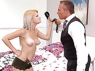 Disobedient Step Daughter